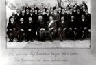 Református énekkar 1927