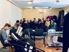 Kis gyülekezetünk szerető közössége