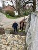 13 Alant látunk lépcsőt, gallytalant