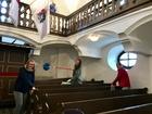 4 Mesi, Adri, Petra a pókhálókat riogatta