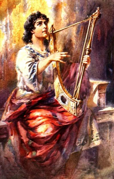 Dávid király éneke