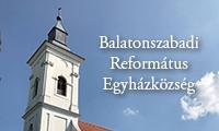 Balatonszabadi-Siómaros Református Egyházközség Honlapja