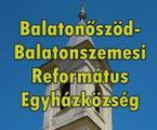 Balatonőszöd-Balatonszemesi Református Egyházközség Honlapja